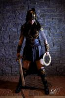 Dark Xena by BrassIvyDesign
