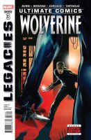 MARVEL cover - WOLVERINE # 3 by torvenius