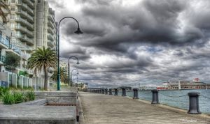 St Kilda Foreshore 3 by DanielleMiner