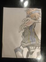On Paper - Neku (First Picture) by WhisperTheChosen