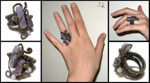 Ring by JSjewelry