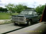 1967-9 Ratty Chevy C10 (Y/MO/P?) by eyecrunchyfraug