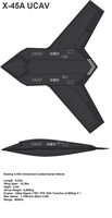 X45A UCAV by bagera3005
