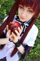 Crazy Apple by EMSYugiri