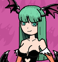 Morrigan Aensland by 5p4Zim