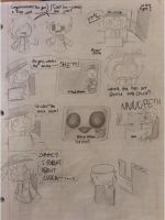 FML At Freddy's (Page 1) by KuroWasNotHere