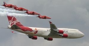 virgin 747 and the reds 3 by Sceptre63