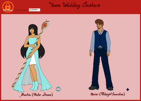 Team Wedding Crashers by Rose-Songstress