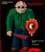 'jason takes south park by jason9800player2