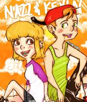 EEnE: Nazz and Kev by spiderweb-heart