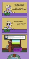 Making Alicorn Muffin: The Preparation by GoggleSparks