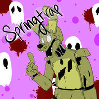 Springtrap by 10-AM