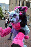 Kee Ride! by FurryFursuitMaker