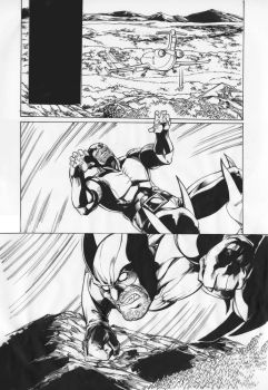 Wolverine First Class 7 page16 by airold