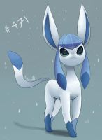 The Ice Pokemon More Beautiful than Ice by Bukoya-Star