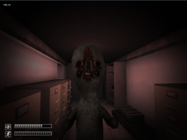 SCP-173's new texture!! by maxalate