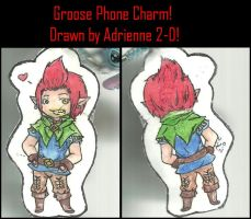 Groose Phone Chain! (I did not make!) by InvaderSonicMx