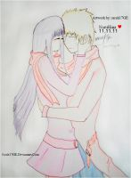 NaruHina sweet love -new to me- by Sarah17GE