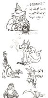 Discworld Dump by Sheana