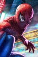 The Amazing Spider-Man by AIM-art
