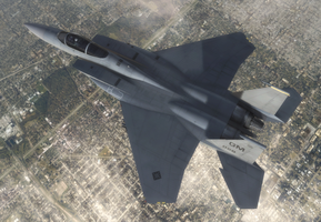 F-15E - Emmerian Air Force by Jetfreak-7