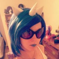 Vinyl Scratch Cosplay Preview by EmilyScissorhands
