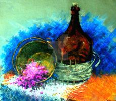 Colours In A Still Life by duvolks
