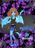 Ophelia Jay Dragone by DOLLce13