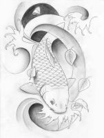 Koi design by tomlindh