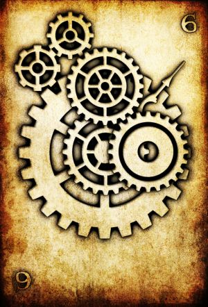 Six of Cogs
