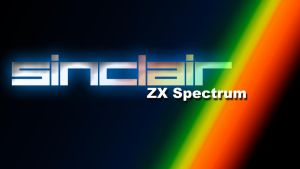 Sinclair ZX Spectrum by Peachysic