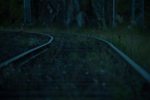 Railway by Aredelsaralonde