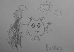 Dunkan at Noon by The-Lost-Hope