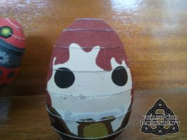8th Doct'egg by HellswordPapercraft