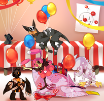 :PKMNation: I guess we have baloons by Panooks