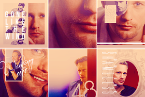 Alexander Skarsgard Icons by tardis-in-wonderland