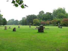 Objects 100 Stone Circle by Dreamcatcher-stock