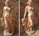 Terracotta venus in Tuscany by crayonmaniac