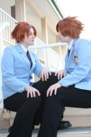 ::The Devious Twins:: by Glass-Rose-Prince