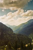 0144 - Landscape Haute-Savoie by thatsong