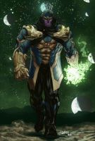 Thanos - Colors by Biram-Ba