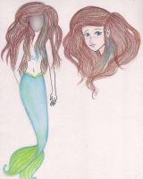 My Little mermaid by DreamingLights