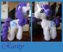 Rarity doll by JenniferElluin
