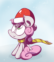 Winter Belle by Slitherpon