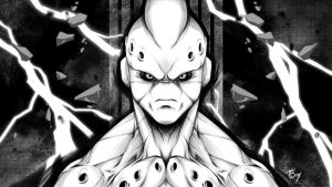 Kid Buu by TBoy85