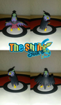 Comision: Hawlucha Shiny. by The-Shiny-Store