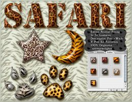 Estilos Para Photoshop Safari By:~sebittaatwilighr by sebittaatwilighter
