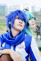 Vocaloid : Together by rinabyakuran