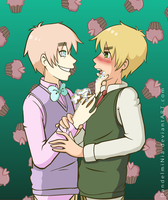 Eat it. by DandelmiNia