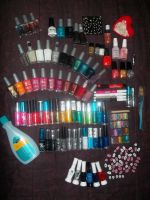 Collection as of 4-3-2011 by lildaynga